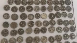ГДБОП разби престъпна група за предлагане на археологически ценности