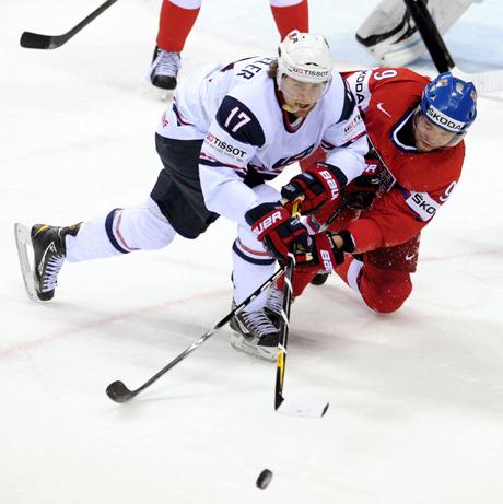 Световно първенство по Хокей на лед 2012
