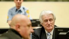 Присъдата срещу мен е чудовищна, защити се Караджич