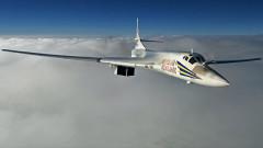 Публикуваха видео с полета на Ту-160 над Карибско море