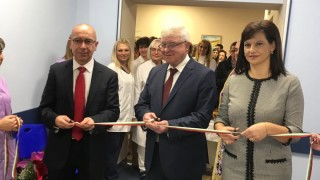 Онкоболницата в София с обновена клиника и нов модерен апарат за изследване