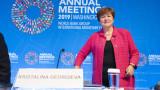 """Кристалина Георгиева: Не може на практика фалирали бизнеси да се държат на """"изкуствено дишане"""""""