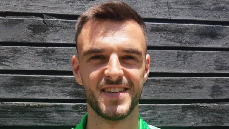 Радослав Терзиев продължава кариерата си в Хебър