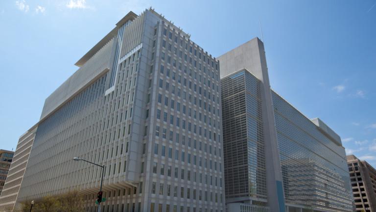 Световната банка бори коронавируса със 160 млрд. долара