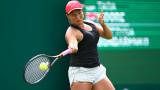 Тенисистката Тара Мур обърна мач, след като изоставаше с 0-6, 0-5 и 30-40