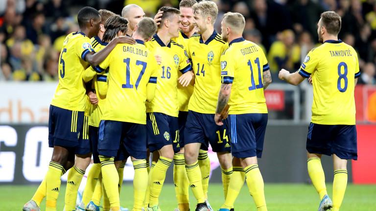 Приятелският футболен мач между Швеция и Русия беше преместен в