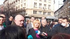 """""""Отровното трио"""" и Манолова отиват на изборите с коалиция """"Изправи се! Мутри, вън!"""""""