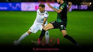 Андрей Гълъбинов с три гола от пет мача в Серия Б