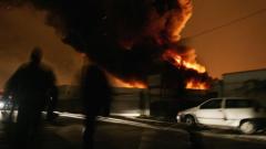 Експлозии разтърсиха завод във Франция