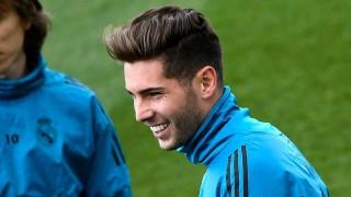 Лука Зидан: Горд съм, че получих шанс да за Реал (Мадрид)