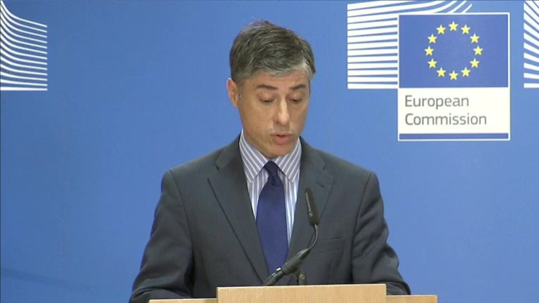 ЕС няма намерение да подкрепя едностранните ограничителни мерки на САЩ