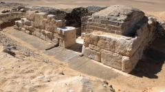 Археолози откриха гробница на неизвестна досега царица в Египет
