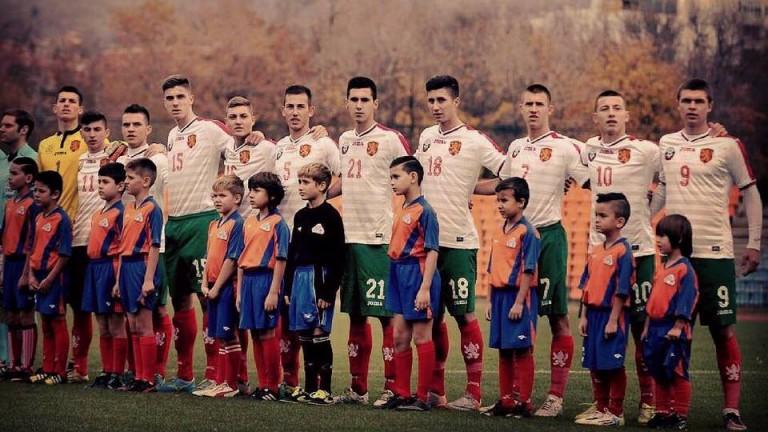 Цялата програма на националите ни до 19 години на Евро 2017