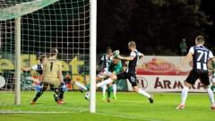 Нов гол на Мартин Камбуров го праща в Топ 15 по попадения на Балканите