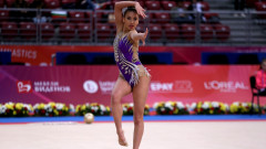 Катрин Тасева със силно начало на Световната купа в София