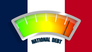Държавният дълг на Франция рекордно голям