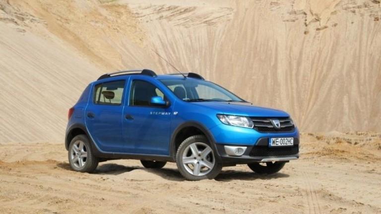 Британците признаха Dacia Sandero за автомобил на 2021-а