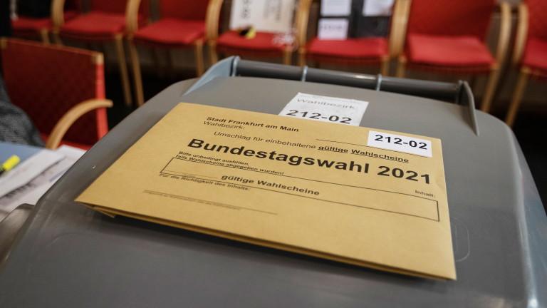 Бомба от ВСВ препъна гласуването в град в Западна Германия