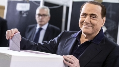 Берлускони приет в болница заради проблем със сърцето