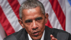 Обама подкрепи протестиращите и осъди насилието