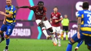 Франк Кесие иска да изпълни договора си с Милан