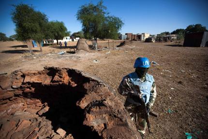 Нападнаха базата на ООН в Южен Судан