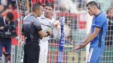 Левски играе контрола в сряда, Александров не тренира