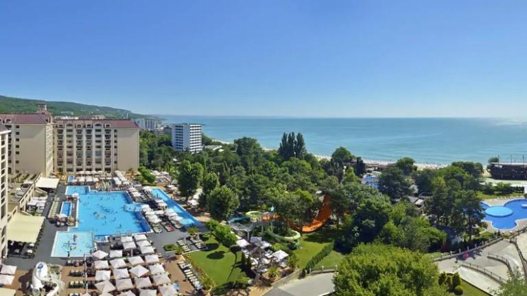 Испанска верига отваря нов хотел с почти 1000 стаи в Слънчев бряг през 2020-а