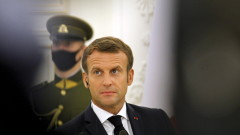 Макрон: ЕС е прецакан, ако ЕП не заседава в Страсбург