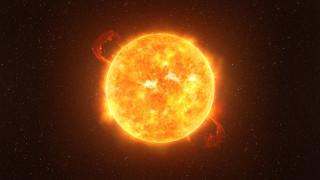 Слънцето - каквото не сме го виждали досега