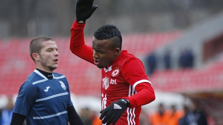 Нападател в ЦСКА отказа да почива на празника