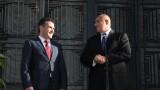 Борисов и Заев – заедно на приема в българското посолство в Рим