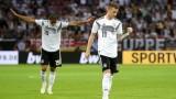 Германия разби Естония с 8:0