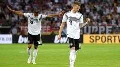 Германия унижи Естония с 8:0, Северна Ирландия се справи с Беларус