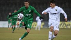 Кирил Десподов остава под въпрос за мача на Лудогорец с Ботев (Пд)