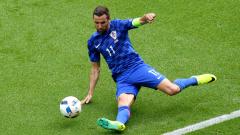 Дарио Сърна сложи край на футболната си кариера