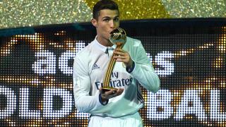 """Кристиано Роналдо стана """"Най-добрият футболист на ФИФА"""" за 2016-а"""