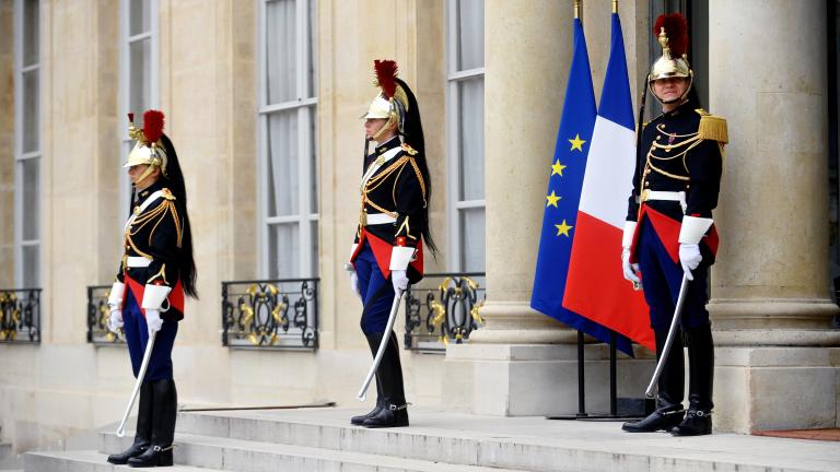 Франция се опита да успокои Бахрейн в петък след рядката