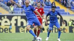 В Левски платили на футболистите преди реванша с Вадуц
