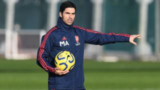 Артета връща млада надежда в състава на Арсенал