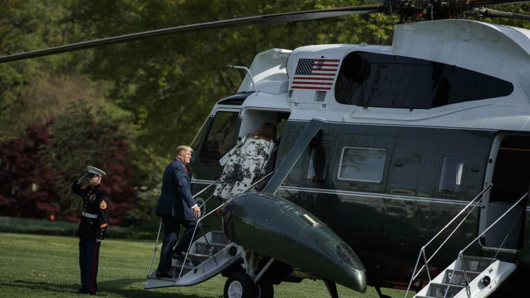 Тръмп заклейми измислиците в доклада на Мълър