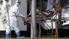 Русия продължава да дава много жертви на COVID-19