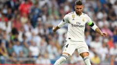 Серхио Рамос пропуска следващия мач на Реал (Мадрид) в Шампионската лига