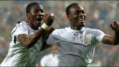 Халфът на Челси Микаел Есиен се контузи в квалификацията на Гана