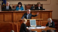 Спирането на депутатските заплати - посегателство, според Йордан Цонев