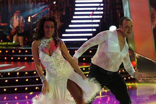 Отпаднала двойка се завръща в Dancing Stars
