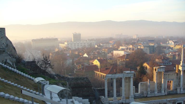 7e40783b6c5 Отново автобус блъсна жена в Пловдив - News.bg
