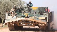 Сирия твърди, че отблъсква турски сили и терористи, а Анкара се дразни и лъже