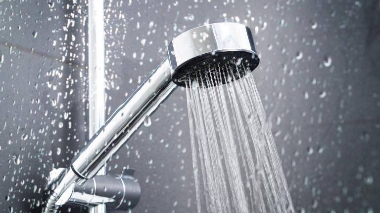 Въпреки че душовете са предназначени да почистим телата си, ново