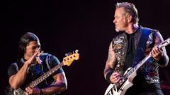 Българинът, който впечатли Metallica